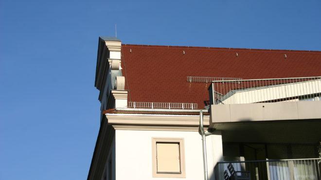 Regenwasserabfluss des Dachs berechnen